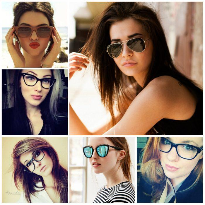 fff48e57a طريقة اختيار النظارات المناسبة للوجه - بنات حوا