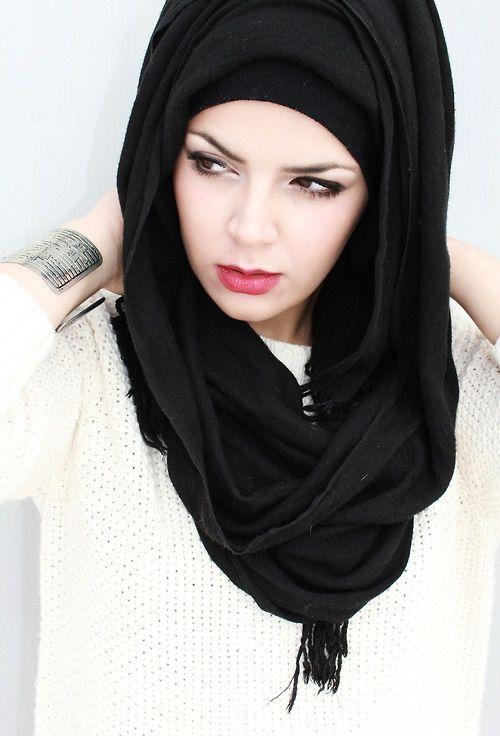 ازاى تختارى ربطة الحجاب المناسبة لوجهك