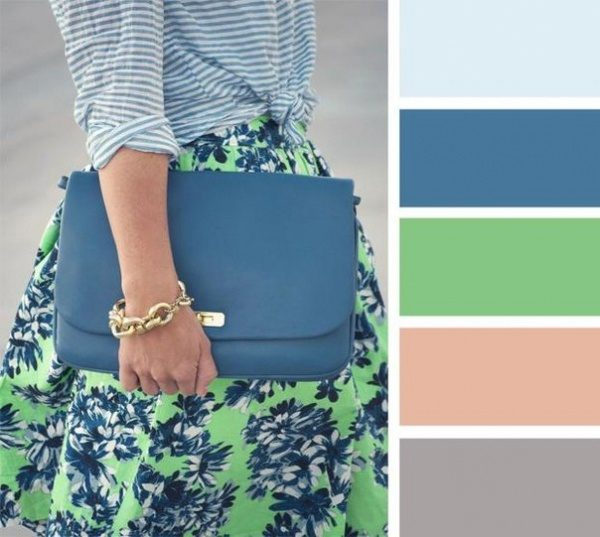 لـ لوك يومي مختلف تعرفي على طرق بسيطة لتنسيق ألوان الملابس