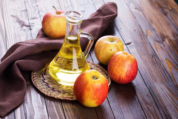 وصفة خل التفاح