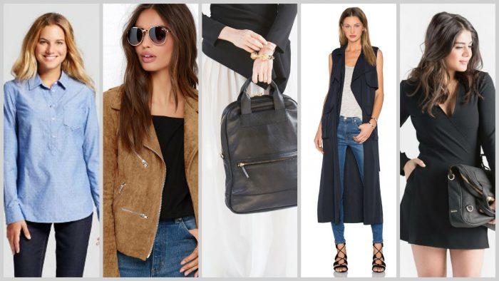 3f6a0f00ed089 10 قطع ملابس اساسية للخريف لازم يبقوا فى دولابك - المرأة